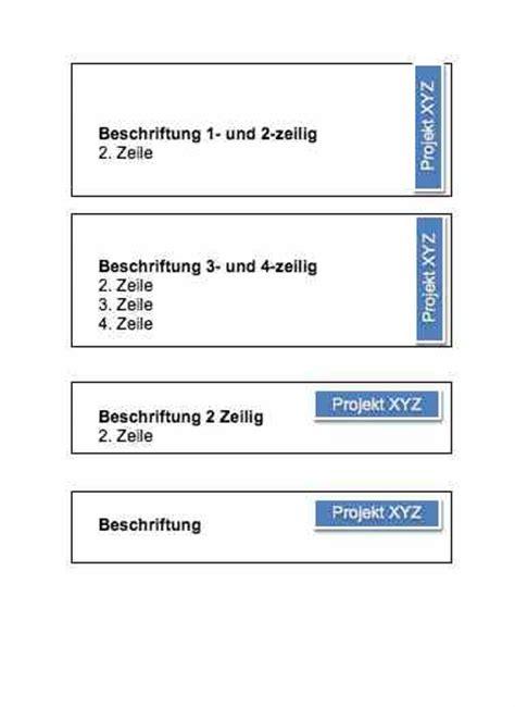 Vorlage Word Rückenschilder Ordnerr 252 Cken Vorlage Ms Word Muster Und Vorlagen Kostenlos