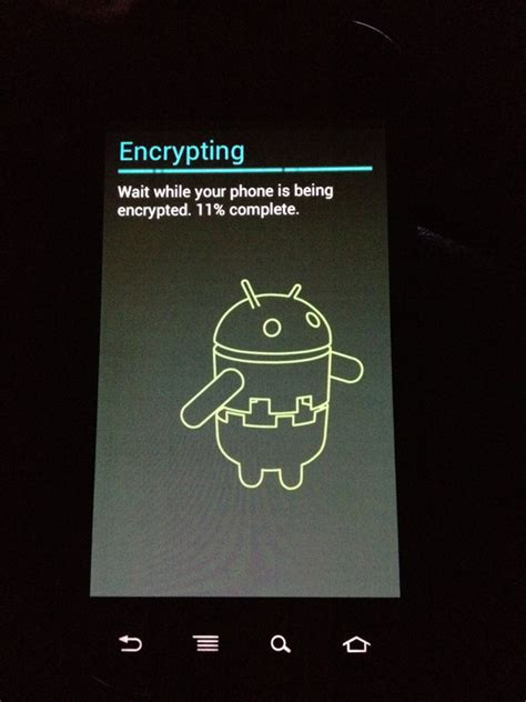 how to encrypt android encrypting your android phone carmelowalsh