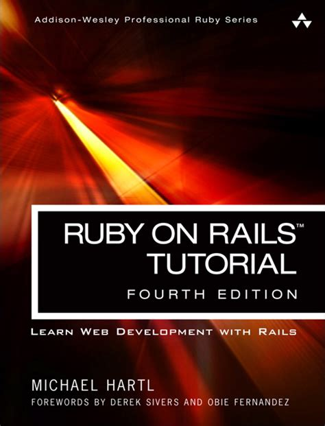 the rails 5 way 4th edition wesley professional ruby series books wesley professional ruby series pearson