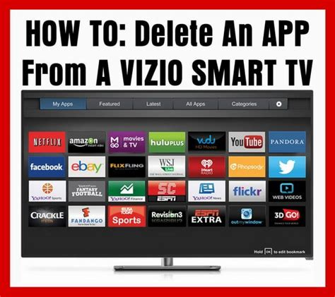 how to reset vizio tv with internet apps how to delete an app from a vizio smart tv