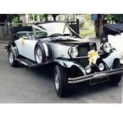 Cars Showroom Wedding Classic