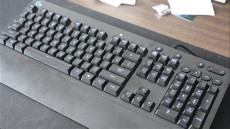 Keyboard Logitech G213 Prodigy logitech g213 prodigy rgb gaming keyboard review