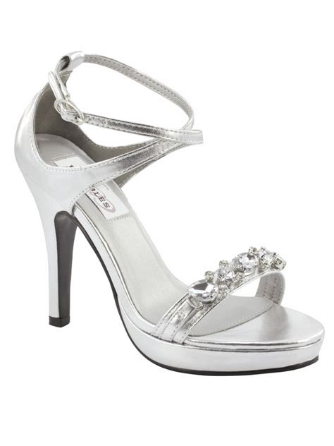 satin jeweled front dyeables prom formal shoes lilac