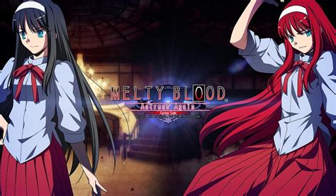 anime akiha news melty blood actress again current code review bare bones