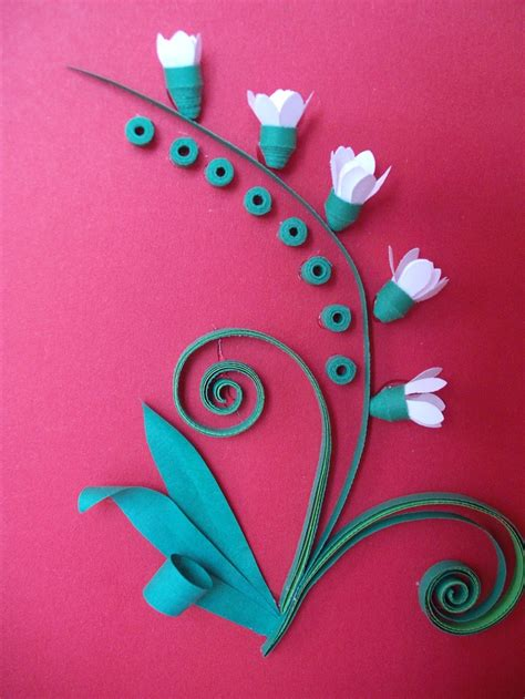 quilling tutorial ghiocel 1000 images about martisoare on pinterest beautiful
