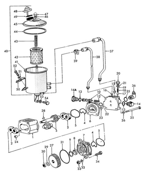 ford 5000 power steering diagram ford 5000 power steering ford forum yesterday s tractors