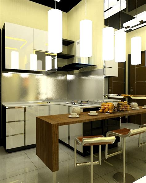 interior desain furniture kitchen set kamar