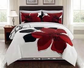 black and burgundy comforter set size bed set comforter 5 bedding