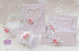 wedding set with create a card dies crafter s companion