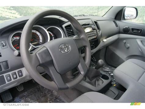 2012 Toyota Tacoma Interior by 2012 Toyota Tacoma Regular Cab 4x4 Interior Photo