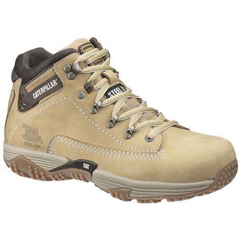 mens caterpillar work boots s caterpillar 174 corax work boots 195446 work boots