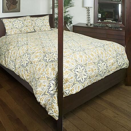 tradewinds comforter tradewind gold and gray comforter set 6m676 www