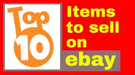 How To Sell On Ebay V The Rest by My Top 10 Things That Anyone Can Easily Find To Sell On