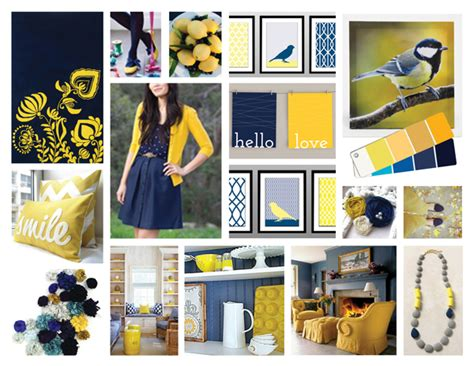 what color goes best with yellow say hello to navy and yellow art gallery fabrics the