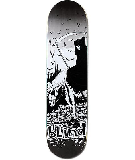 Are Blind Skateboards Good Blind Sv Iron Horse 7 75 Quot Skateboard Deck At Zumiez Pdp