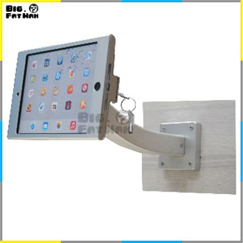 Aluminum Frame Bracket Stand For Tablet Pc tablet pc security metal frame mounting wall mount