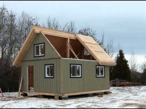collingwood cabin  sq ft youtube