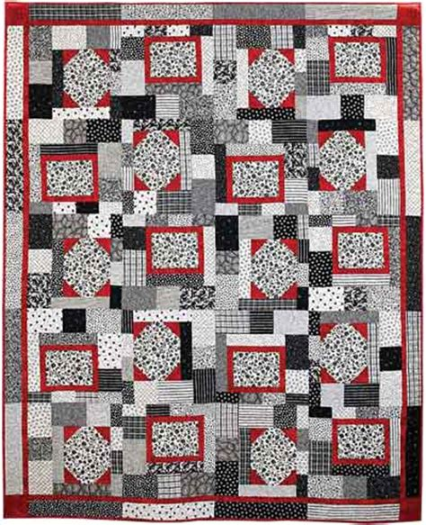 black and white quilt pattern book turning twenty around the block book 3 at friendfolks