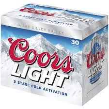 coors light 30 pack coors light 30 pack wine and liquor delivered to