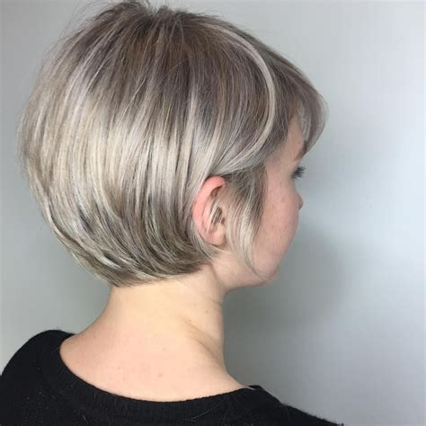 short pixie haircut with med brown and carmel highlights awesome 50 ways to style long pixie cut versatile and