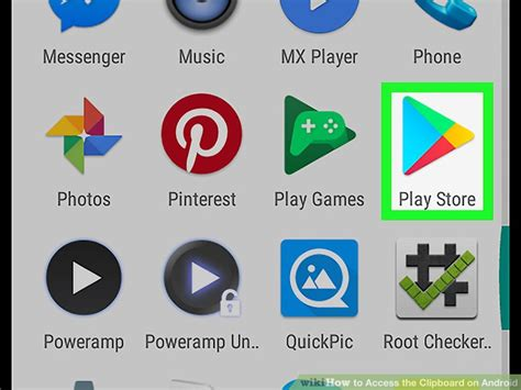 how to access clipboard on android how to access the clipboard on android 9 steps with pictures