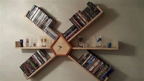 Interesting Bookshelves by