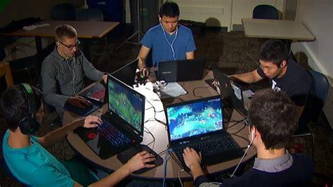 Win Scholarship Money - uw students win scholarship money playing video games komo