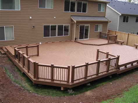 clean paint    trex deck peak pro painting