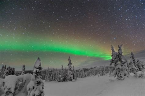 northern lights near me northern lights near chena springs alaska usa