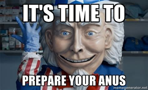Uncle Sam Meme Generator - creepy uncle sam thinks by platniumghostknight on