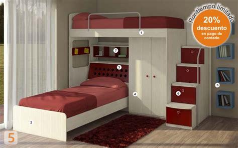 librero de madera para niños dise 241 o de dormitorios chicos con placard
