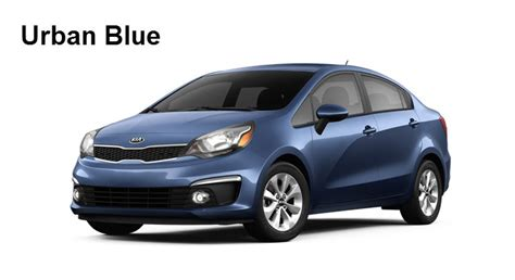 2017 kia paint color options exterior and interior