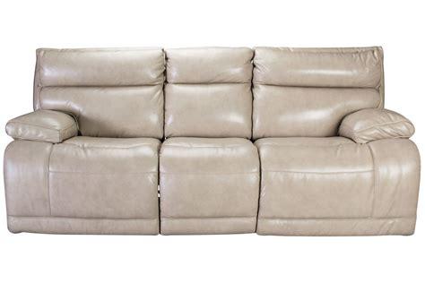 white leather power reclining sofa austin leather power reclining sofa at gardner white