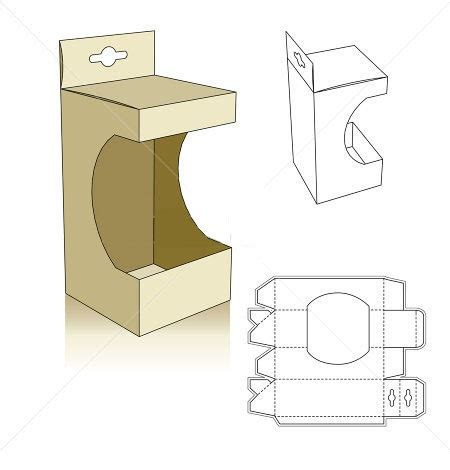 templates for boxes packaging 17 best images about die cut templates on pinterest
