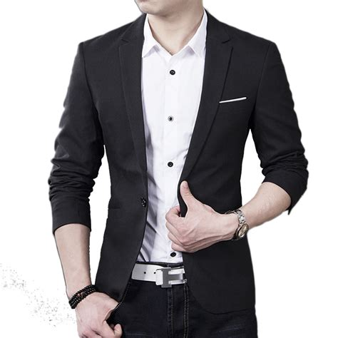Blazer Pria Blazer Styli 2015 new suit jacket for terno masculino suit blazers