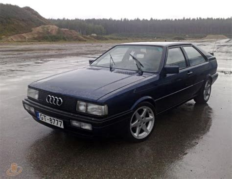 Audi Coupe Quattro Typ 85 by Stolen Audi Coupe Quattro Typ 85 S2forum The Audi S2