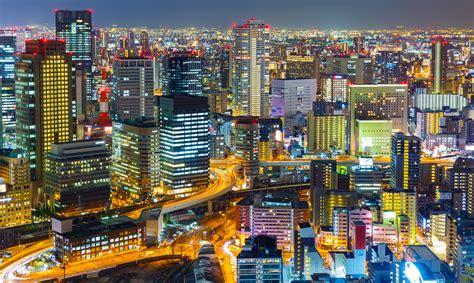 imagenes de japon la ciudad la ciudad de osaka jap 243 n el viajero feliz