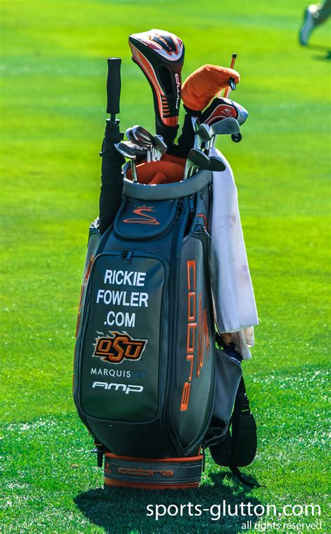 rickie fowler golf bag sportsglutton