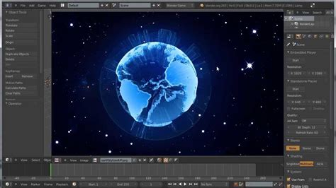 blender tutorial earth blender 3d how to make a stylized earth hd youtube