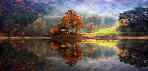 10 perfect reflected landscapes by jaewoon u landscaping beautiful landscape pictures and