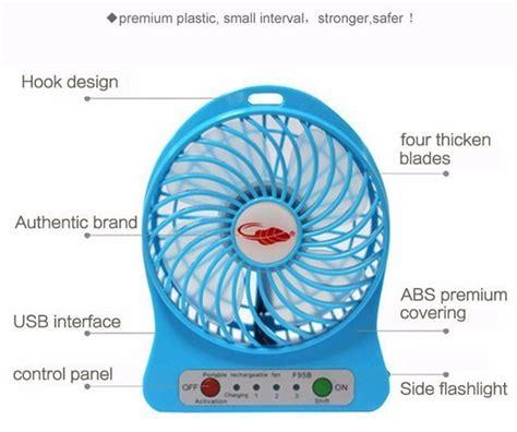 Handy Mini Fan by Mini Handy Fan Strong Wind Micro Usb Fan With Led