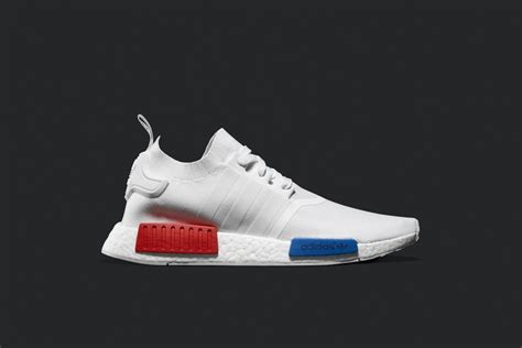 Sepatu Adidas Nmd R1 White adidas originals nmd r1 quot white quot