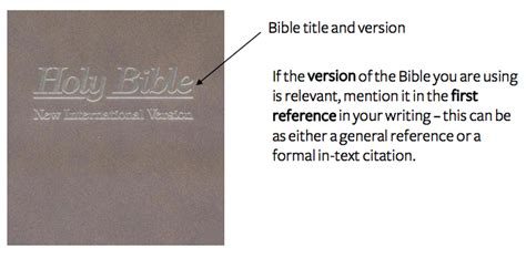 Quoting Bible In Essay by How To Cite The Bible In Apa Easybib