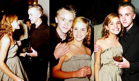 film z emma watson i tom felton everything mixed 15 things you didn t know about emma