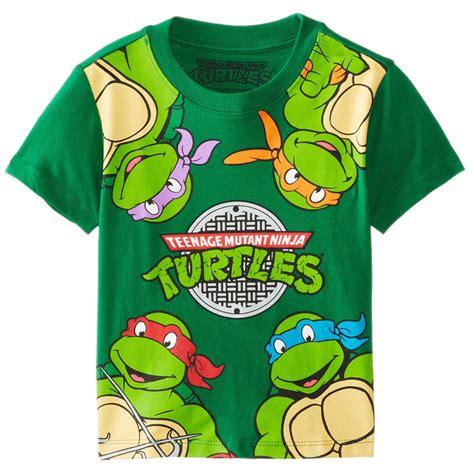 summer style boys t shirt turtles boy clothing