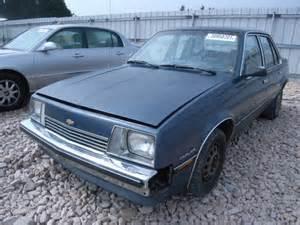1983 Chevrolet Cavalier 1g1ad69pxd7191802 Bidding Ended On 1983 Blue Chevrolet