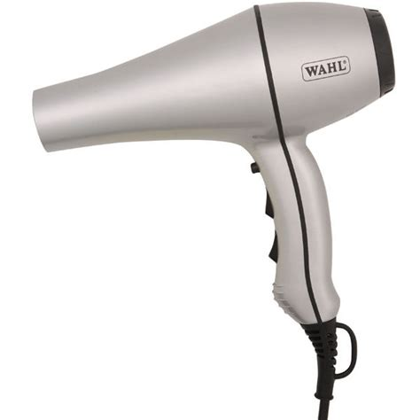 Wahl Hair Dryer wahl powerdry hair dryer 2000w silver free delivery
