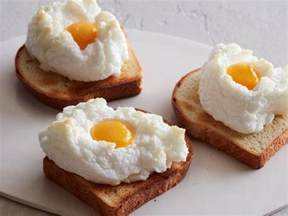 egg clouds cloud eggs recipe food network kitchen food network