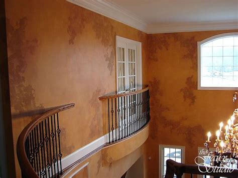 how to color wash walls pin color wash faux with accent and satined chairrail on