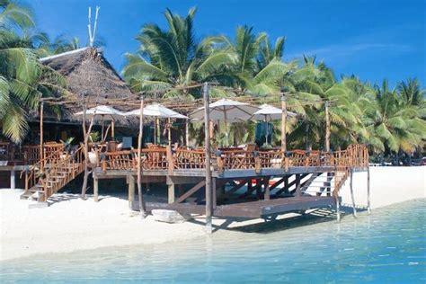 flying boat restaurant aitutaki cook islands beach bars the flying boat beach bar and